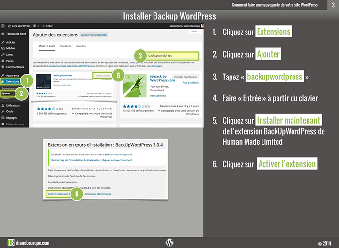 sauvegarde-wordpress-backup-installer