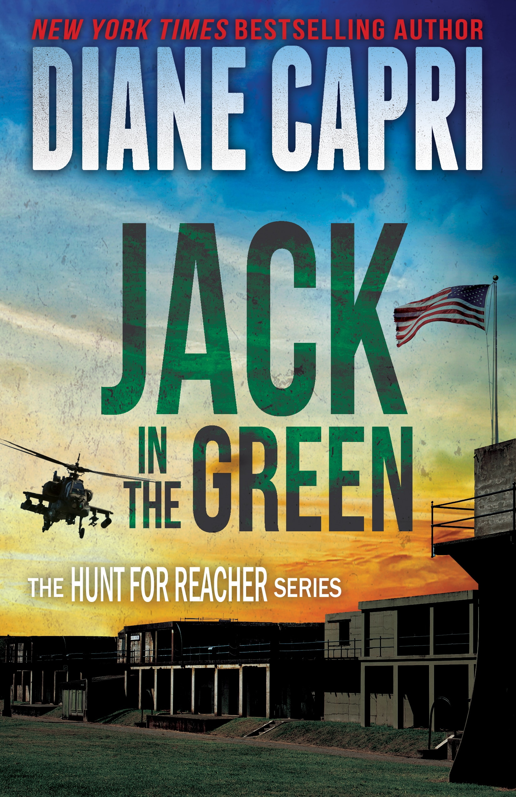 The Hunt for Jack Reacher Series  Diane Capri  Licensed