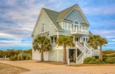 homes for sale in North Topsail Beach NC