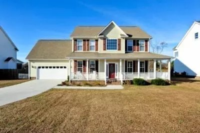 homes for sale in Richlands NC