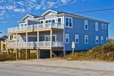 homes for sale in Topsail Beach NC