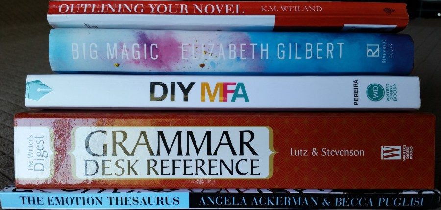 Go-To Writer Books