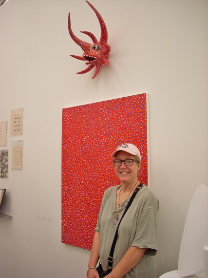 Frieze Diane with Devil and Dots