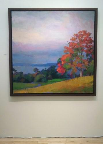 Soho Gallery Tree Painting