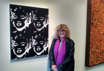 Sothebys Warhol and Diane