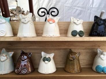 Kitty Pottery LeMoyne Chain