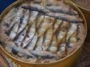 Sardines in the market in Ribera