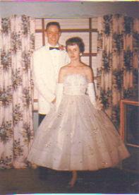 DiAne senior prom pic