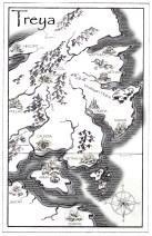 Starseeker map of Treya   Diane Gronas