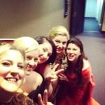 Elizabeth Connell Prize Finalists, selfie