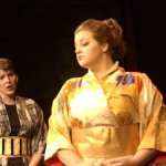 Diane Kalinowski as Madama Butterfly and Julie Baron as Suzuki - American Singers Opera Project
