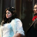 Diane Kalinowski and Nelson Martinez in Tosca, Connecticut Concert Opera