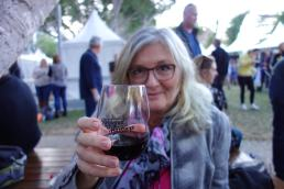 A toast to the Wine Festival