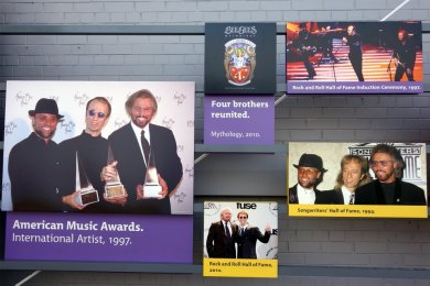 More awards for Bee Gees