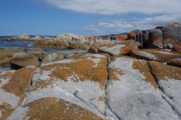 Bay of Fire red rocks 3