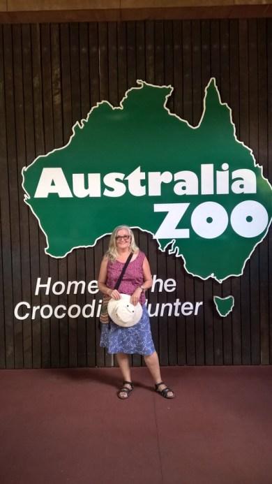 Australia Zoo and Diane