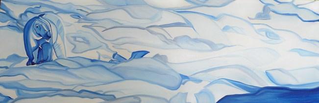 Polar Disorder Moffen Island Svalbard 16x48