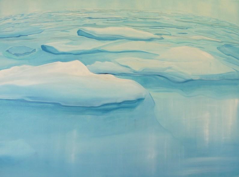 Arctic Edge Franz Josef Land 36x48