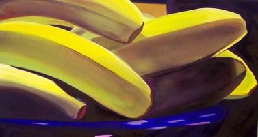 Reclining Bananas 12x24