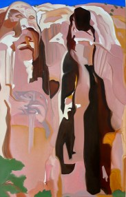Totem-Chief-and-Nun-48x36