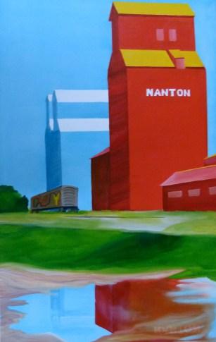 Nanton-Reflections-36x48