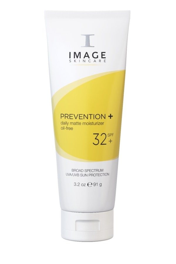 Image prenention daily matte moisturiser oil free SPF 32
