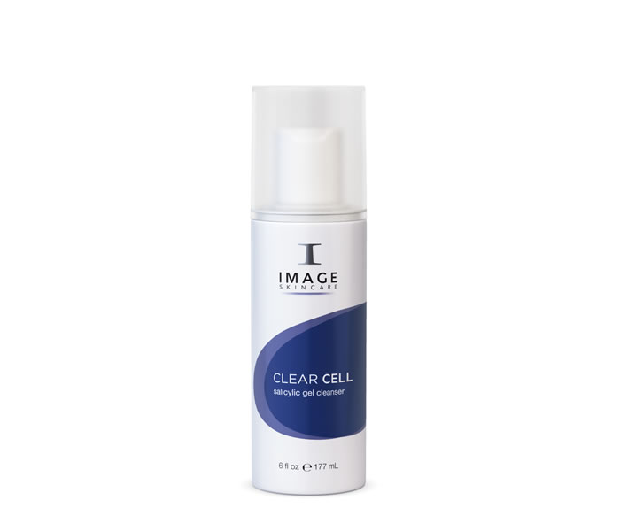 Image Clear Cell Salicylic Cleanser