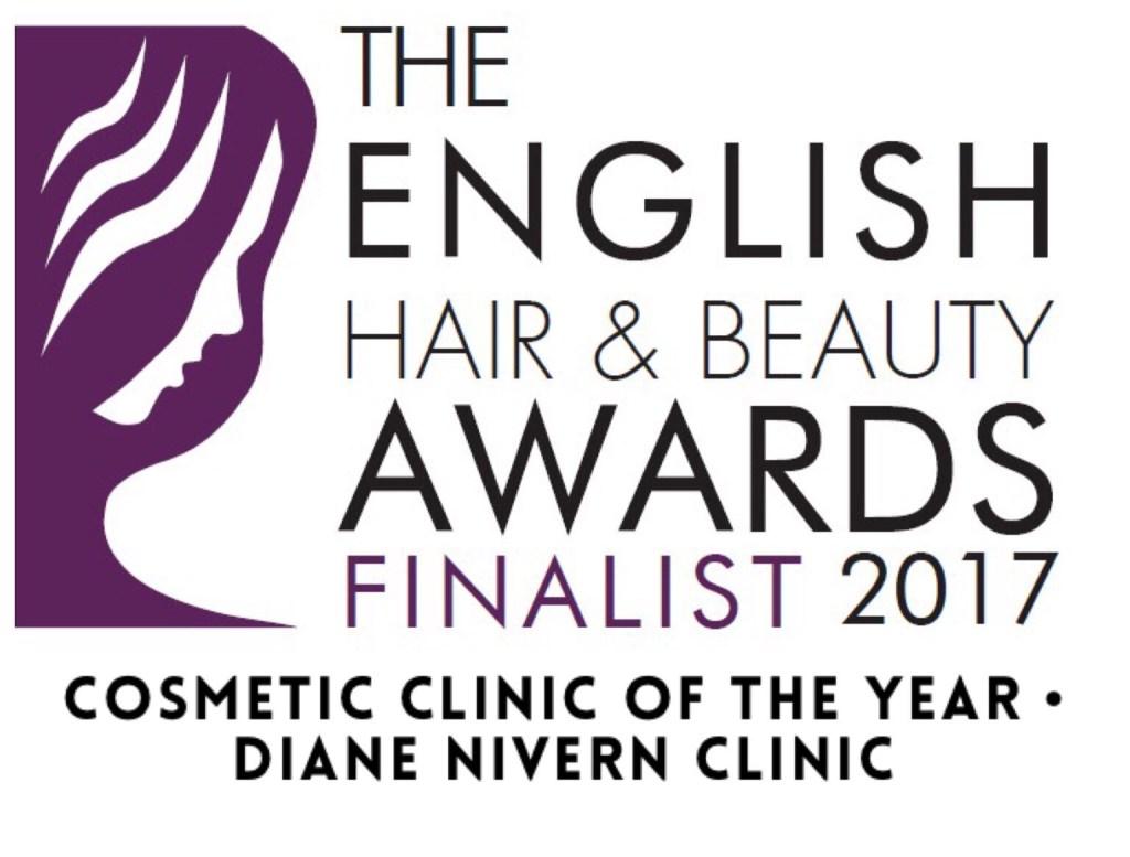 diane nivern clinic cosmetic clinic award 2017