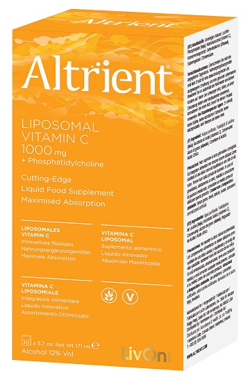 Altrient Vitamin C Liposomal Liquid Supplement