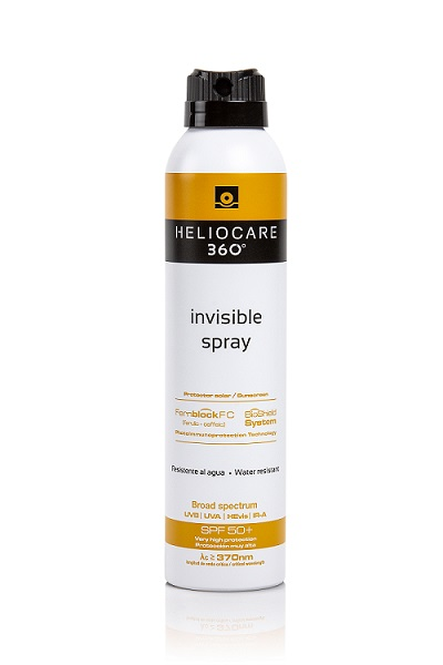 Heliocare 360 Invisible Spray 200ML