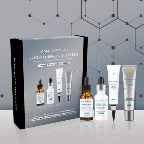 Skinceuticals Brightening Skin System box Diane Nivern