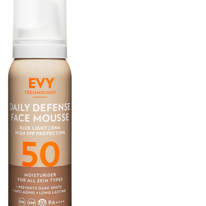 Evy Daily Defense Face mousse SPF50 Diane Nivern Manchester