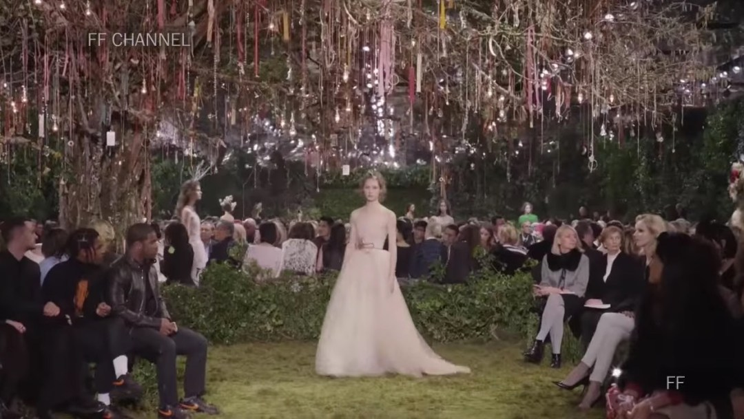 Christian Dior | Haute Couture Spring Summer 2017 Full Show | Exclusive