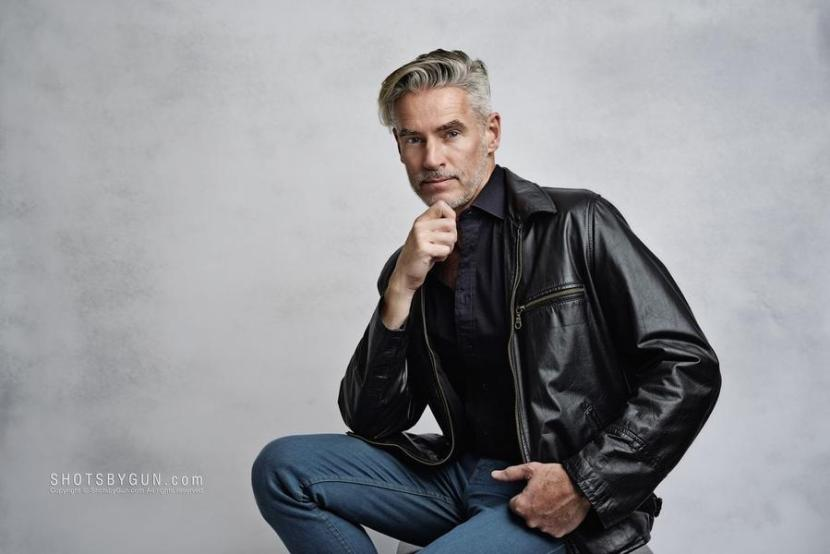 Ageless Beauty Silver Fox WILL WILLITTS