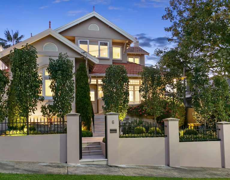 Mosman Property Dream home