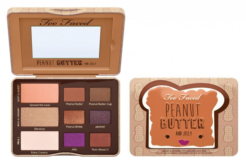 Too Faced Peanut Butter and-Jelly Eyeshadow Palette