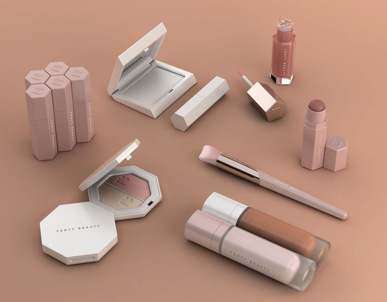 fenty by Rhianna is a packaging designer's dream