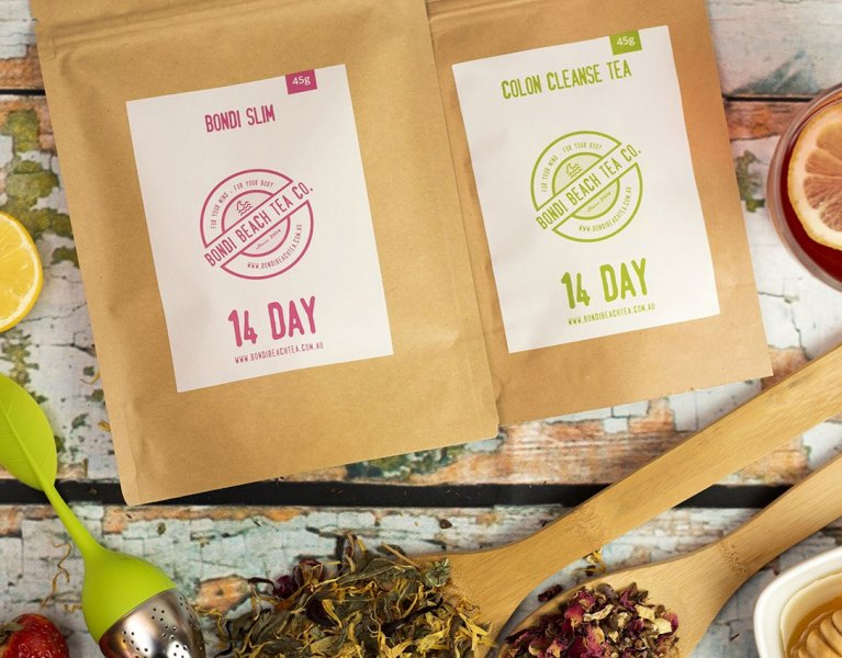 bondi beach tea co 14 day detox