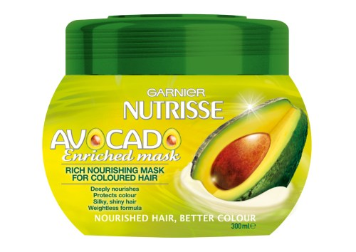 Garnier Nutrisse Avocado Enriched Mask