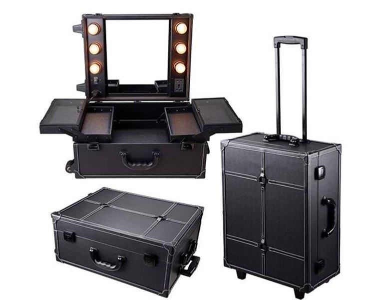 Sephora Collection Medium Metal Train Case