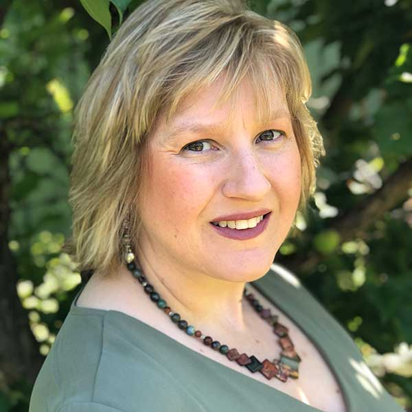 Natasha Zervaas Founder of the Green Secrets Holistic Health Clinic and School