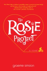 the rosie project book