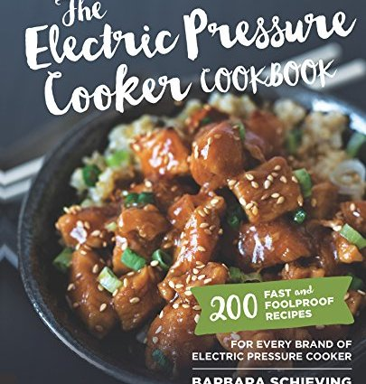 Electric Pressure Cooker Cookbook