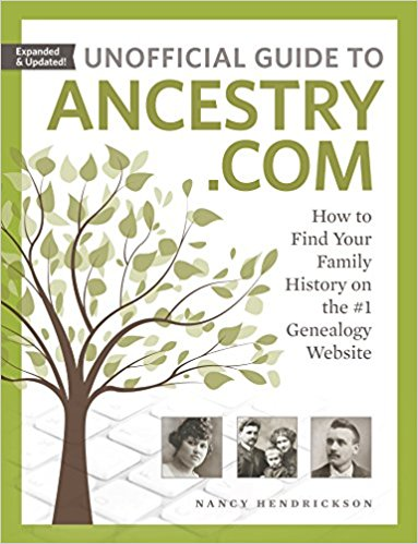 Unofficial Guide to Ancestry com