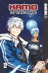 Kamo: Pact with the Spirit World Vol 2