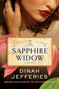 Book Giveaway of the Sapphire Widow
