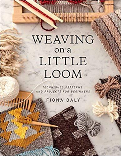 Weaving on a Little Loom