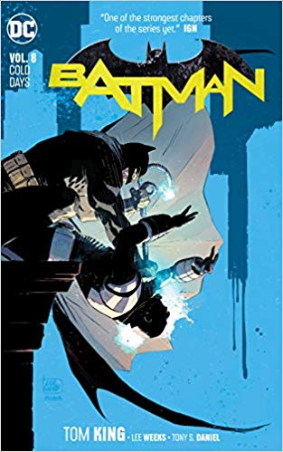 Batman Vol 8: Cold Days