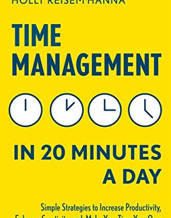 Time Management in 20 Minutes a Day