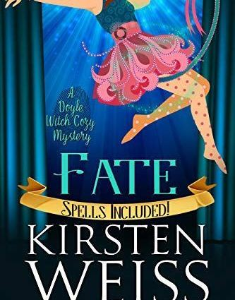 Fate Guest Post and Giveaway